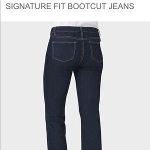 Westport Dressbarn Signature Fit Boot Cut 24W New
